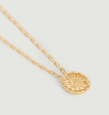 Henriette necklace with small pendant
