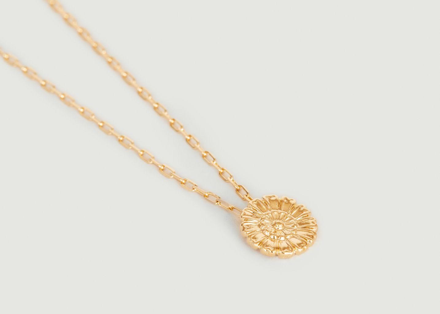 Collier petit pendentif Henriette - Louise Damas