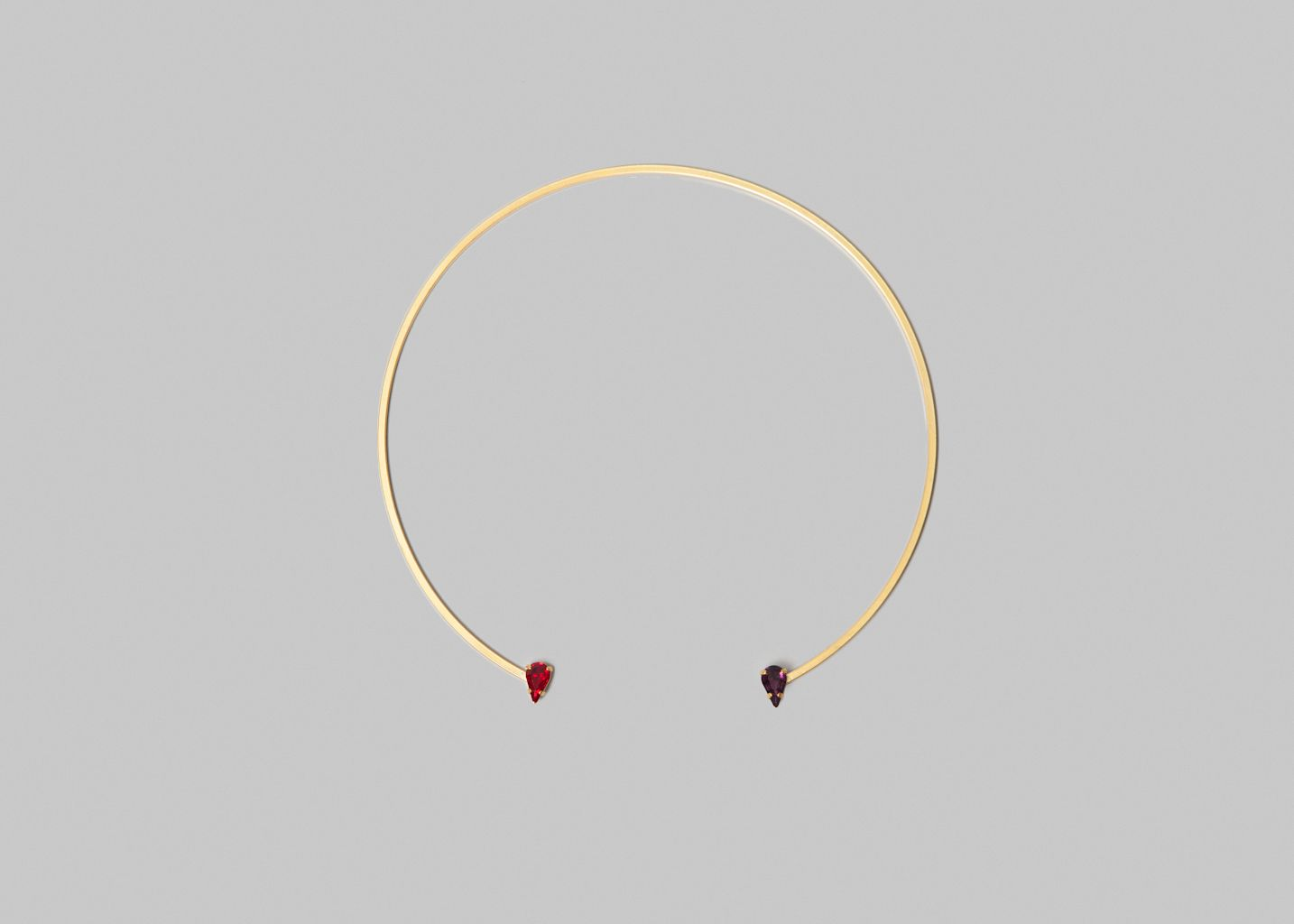 Collier Chloé Poire - Louise Damas
