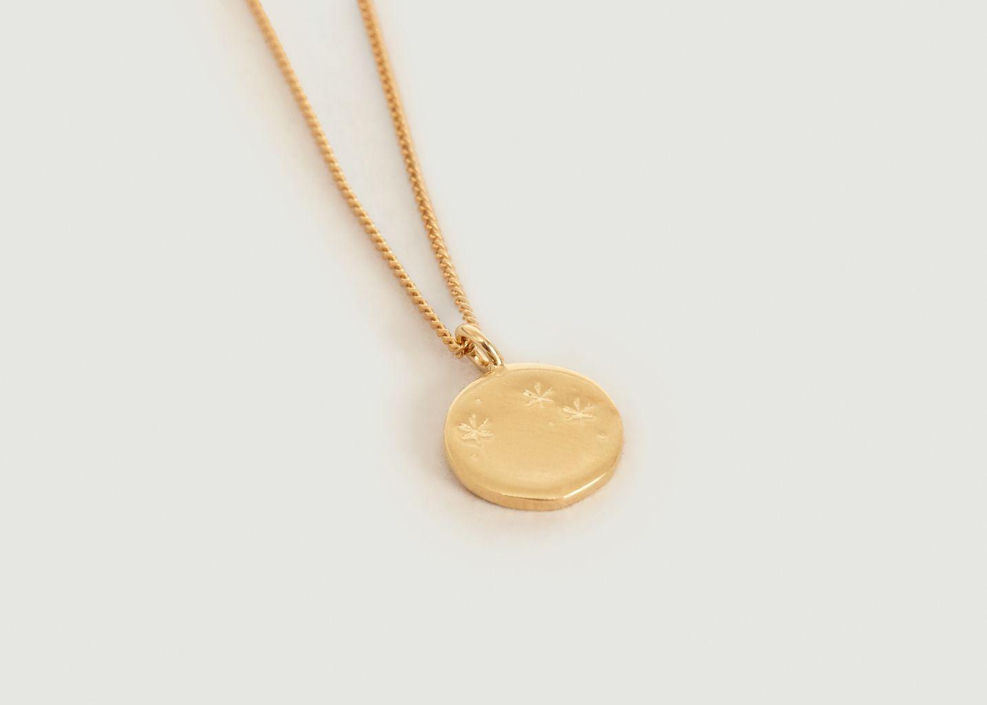 Medaille Carmen - Louise Damas