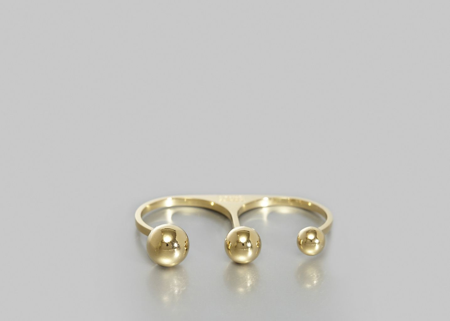 Bague Double Callisto - Louise Damas