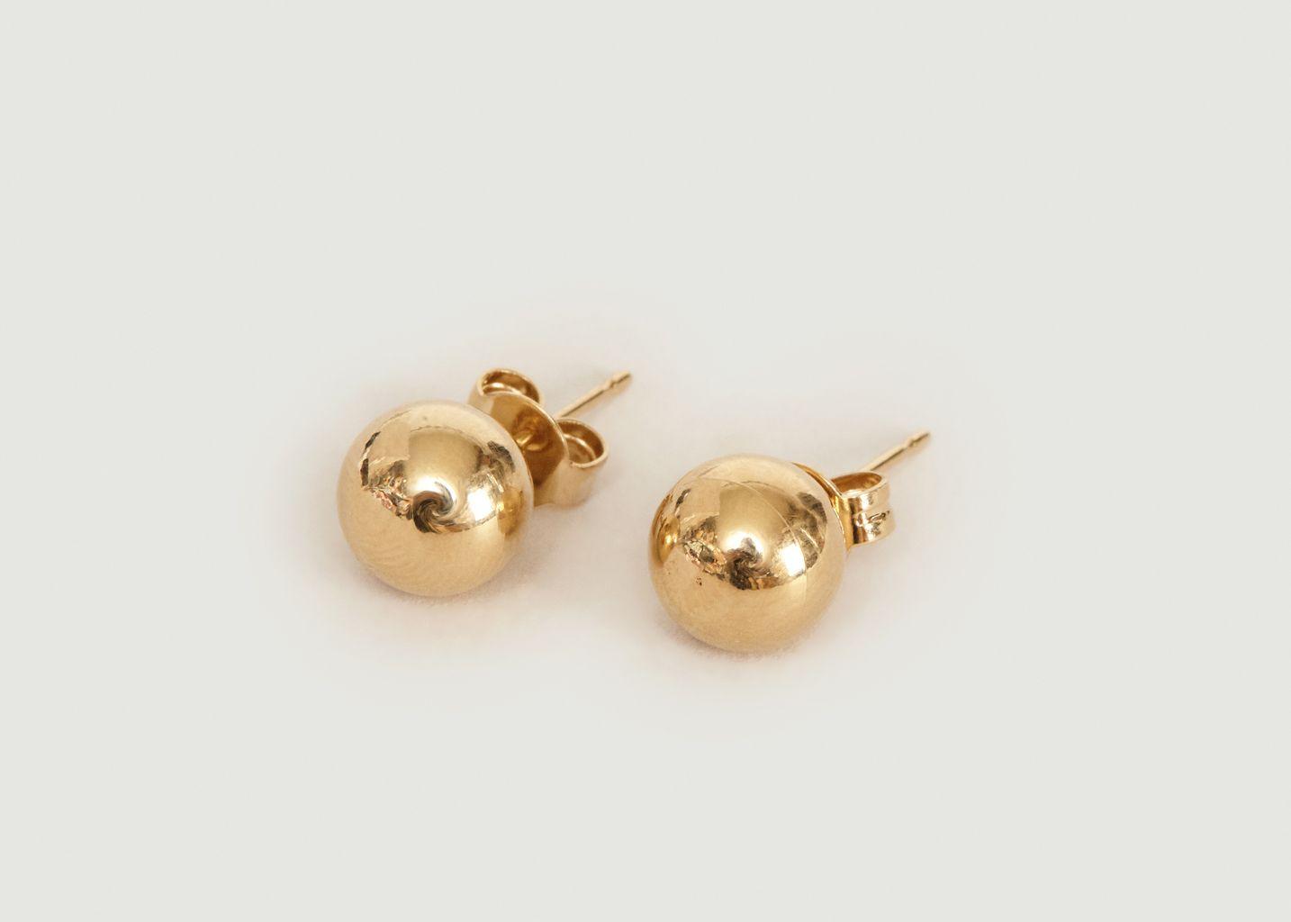 Boucles d'Oreilles Callisto - Louise Damas