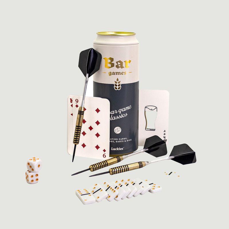 Kit de plusieurs jeux - Bar Games  - Luckies