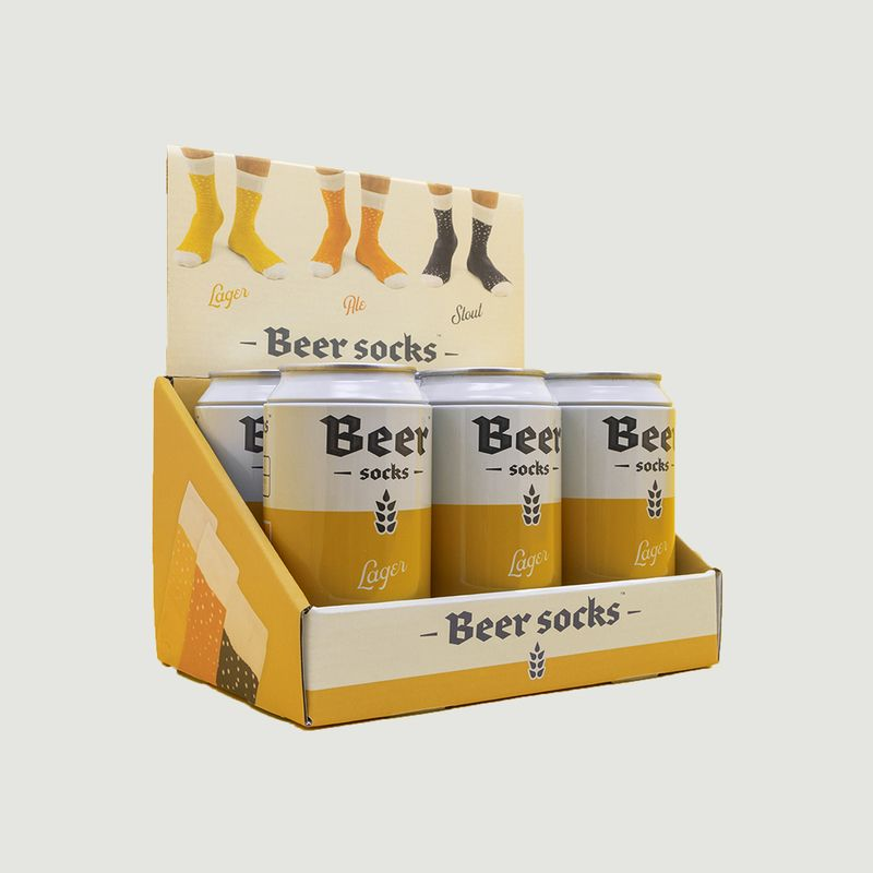 Chaussettes Bière  - Luckies