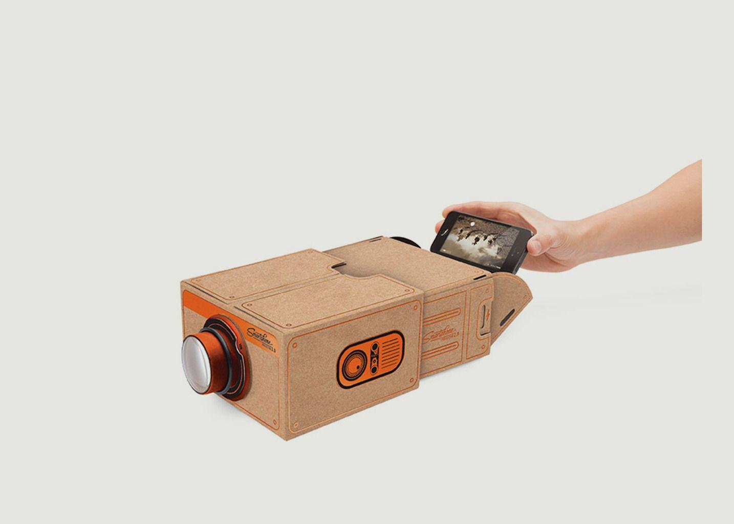 Smartphone Projector 2.0  - Luckies