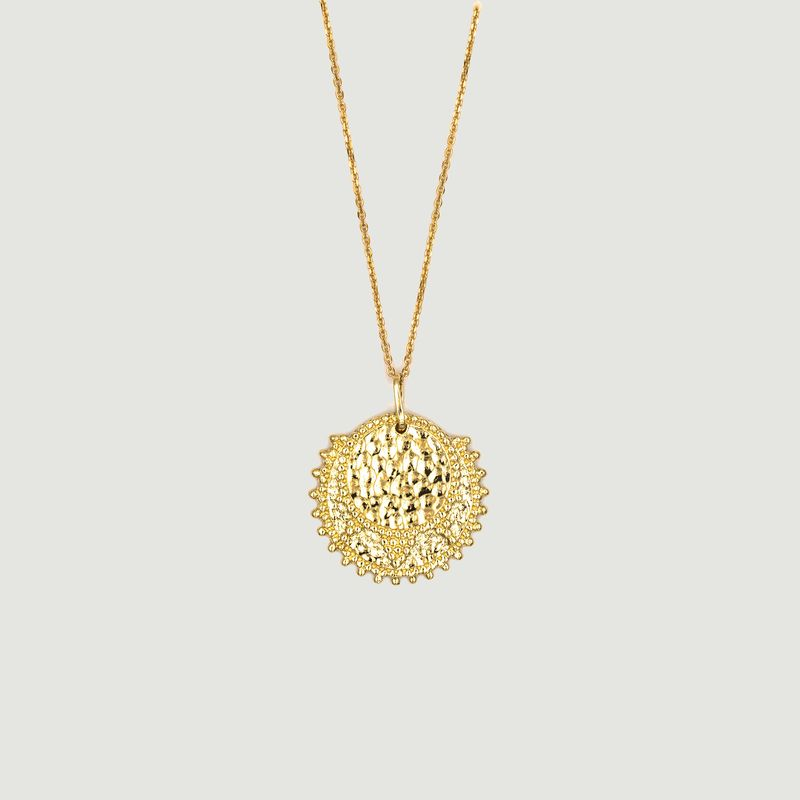 Collier avec pendentif Maya - Luj Paris