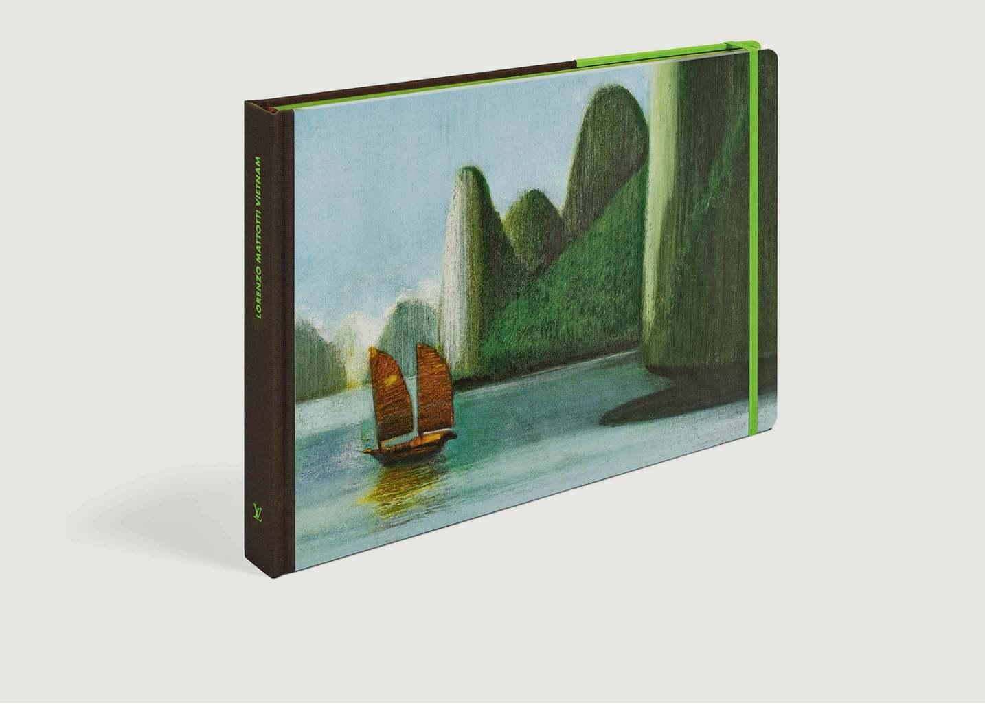 Livre Travel Book Vietnam - Louis Vuitton Travel Book