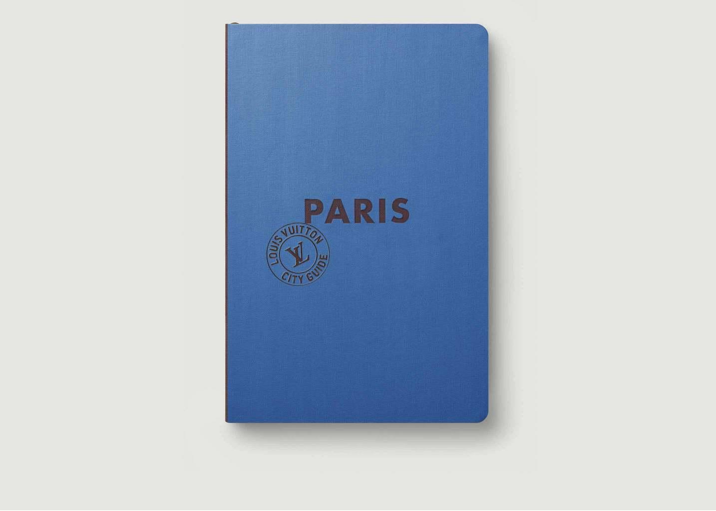 City Guide Paris 2020 (Anglais) - Louis Vuitton Travel Book