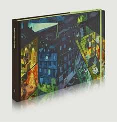 Livre Travel Book Paris Brecht Events