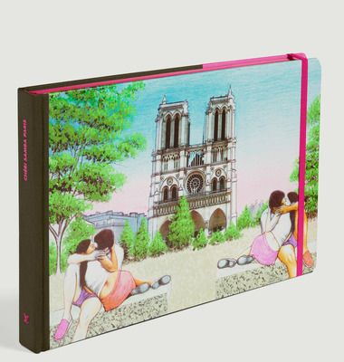 Paris Travel Book