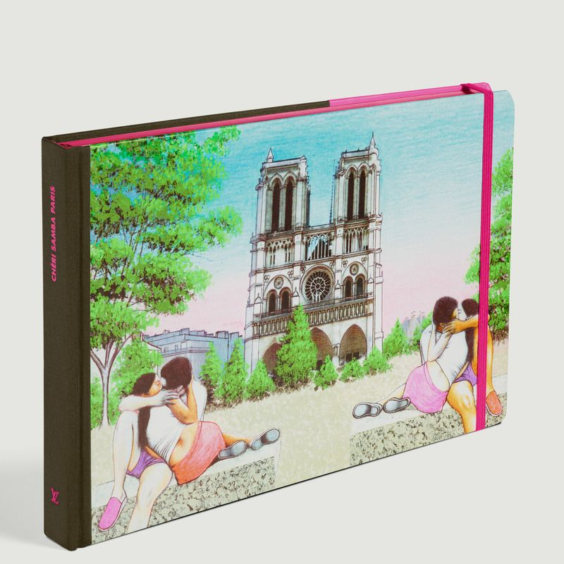 Livre Travel Book Paris - Louis Vuitton Travel Book