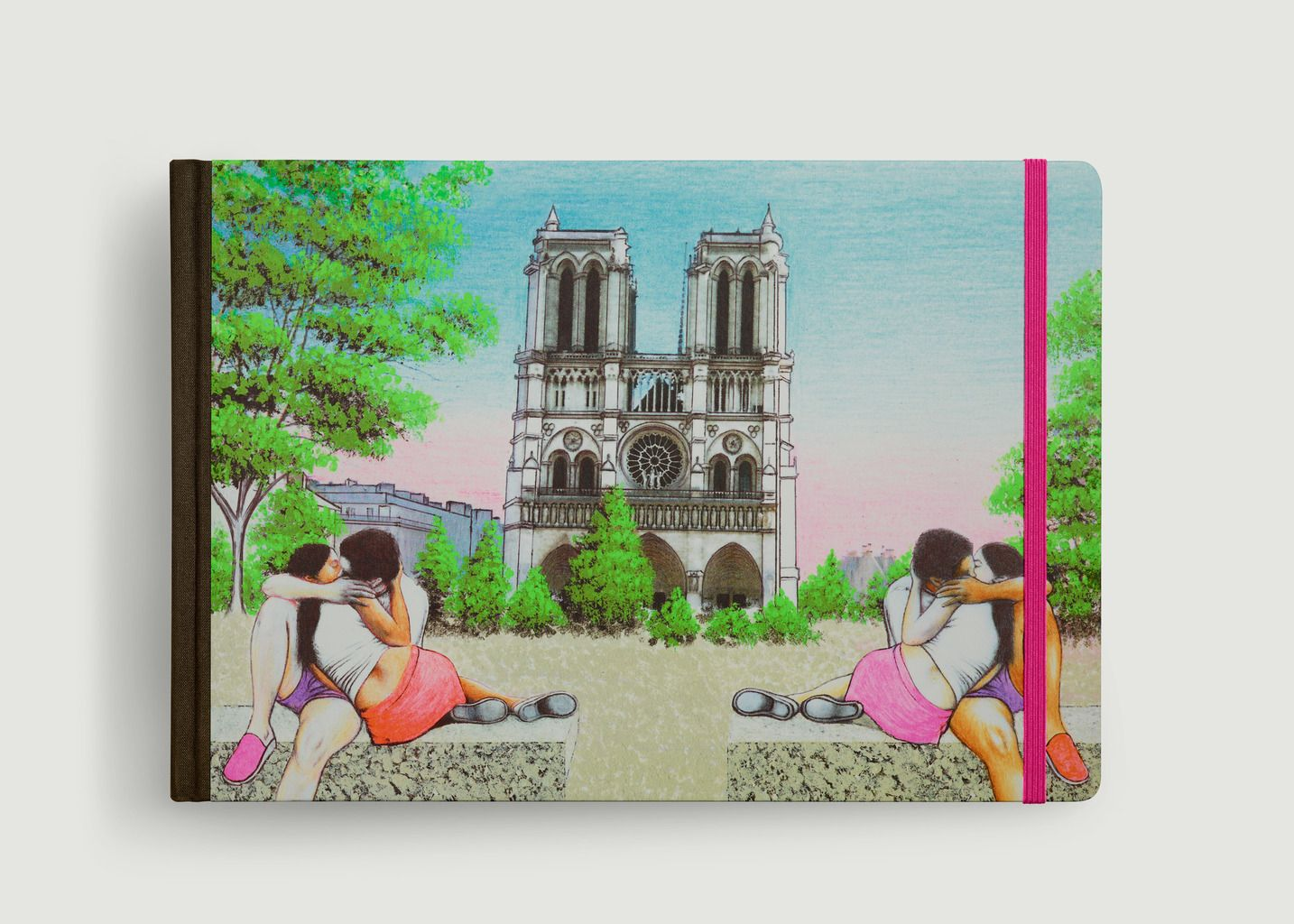 Livre Travel Book Paris - Louis Vuitton Travel Book