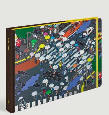 Livre Travel Book Tokyo