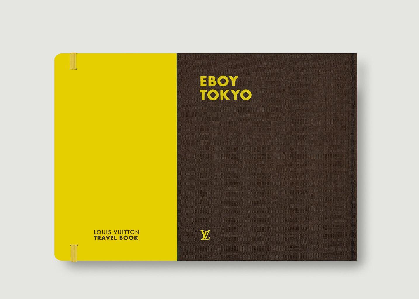 Livre Travel Book Tokyo - Louis Vuitton Travel Book