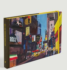New York Travel Book