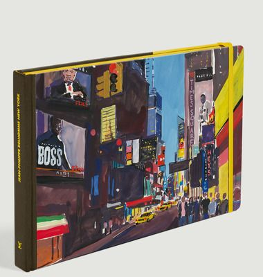 Livre Travel Book New York