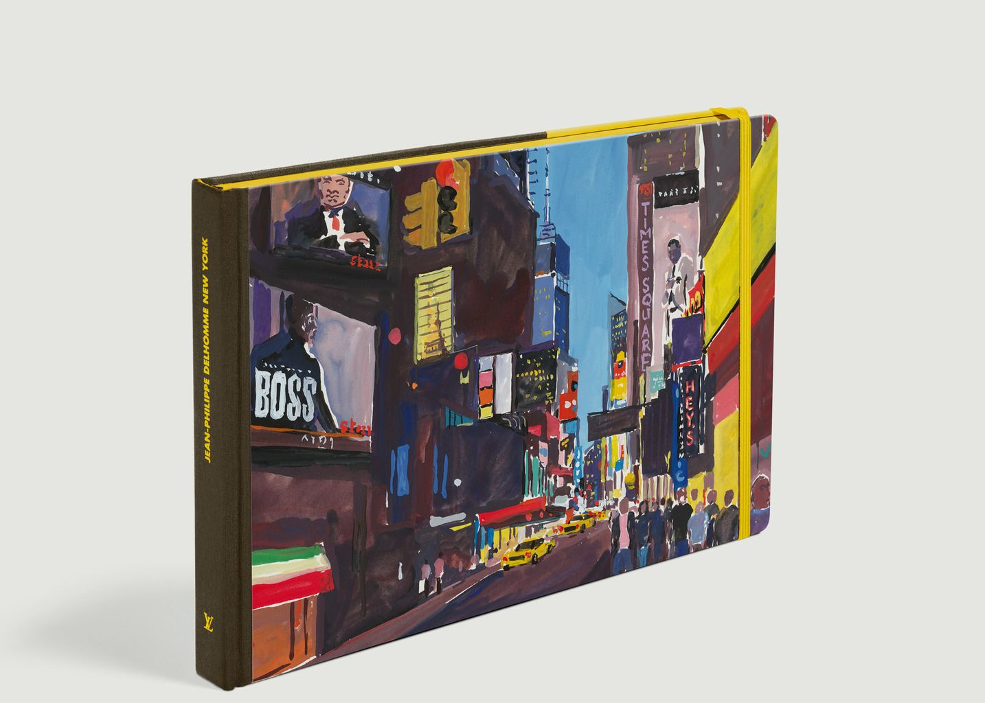 Livre Travel Book New York - Louis Vuitton Travel Book