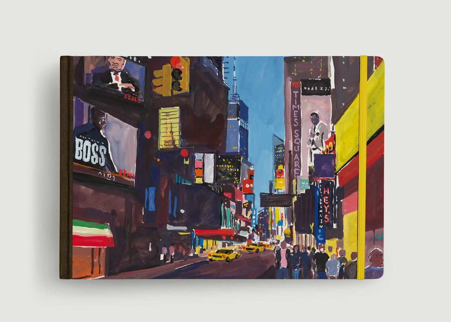 Livre Travel Book New York - Louis Vuitton Travel Book