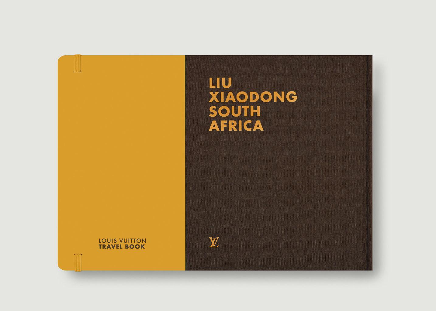 Livre Travel Book Afrique du Sud - Louis Vuitton Travel Book