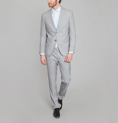 Braided Guillaume Suit