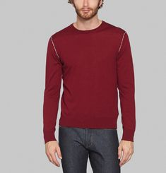 Pull Col Rond Extra Fin