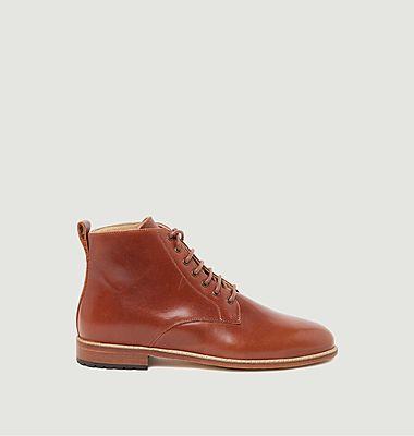 Desert boots en cuir pull-up Antoine