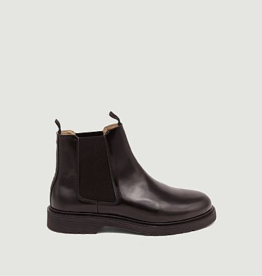 Chelsea boots en cuir Axel