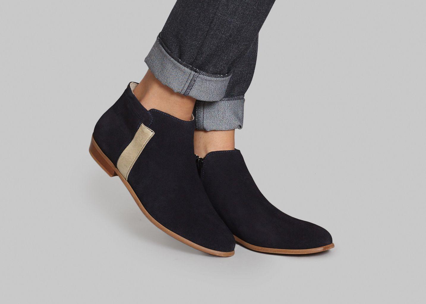 Boots Emmanuelle - M. Moustache
