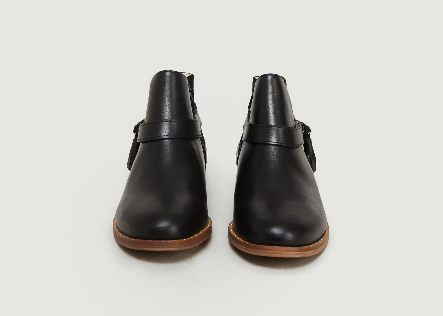 Bottines Alice - M. Moustache