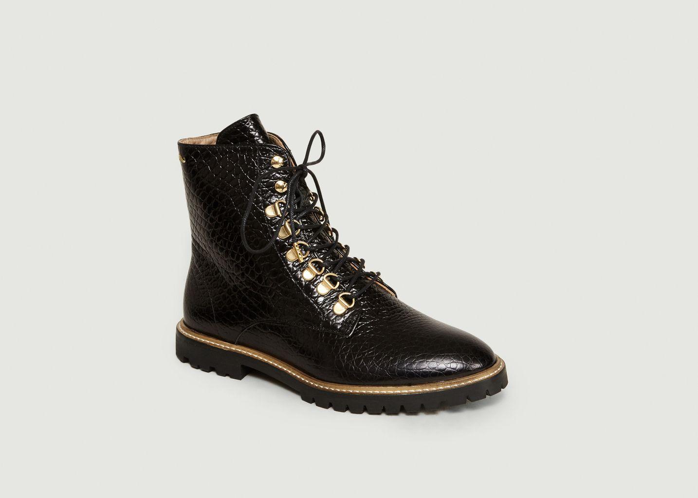 Boots Alix - M. Moustache