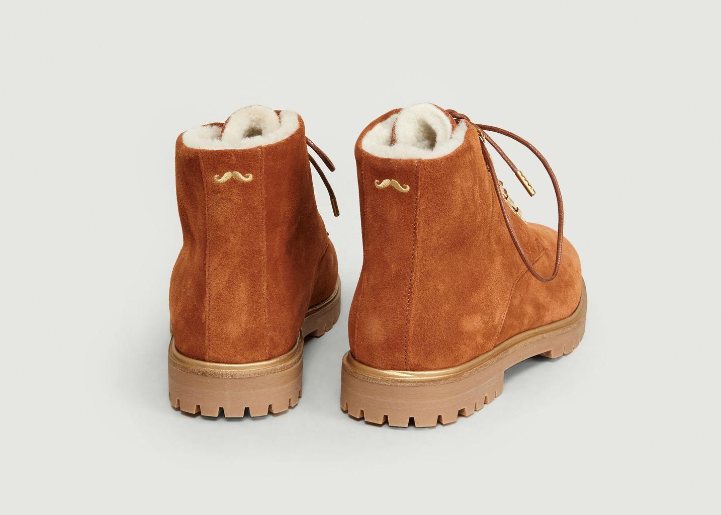 Boots Bernadette - M. Moustache