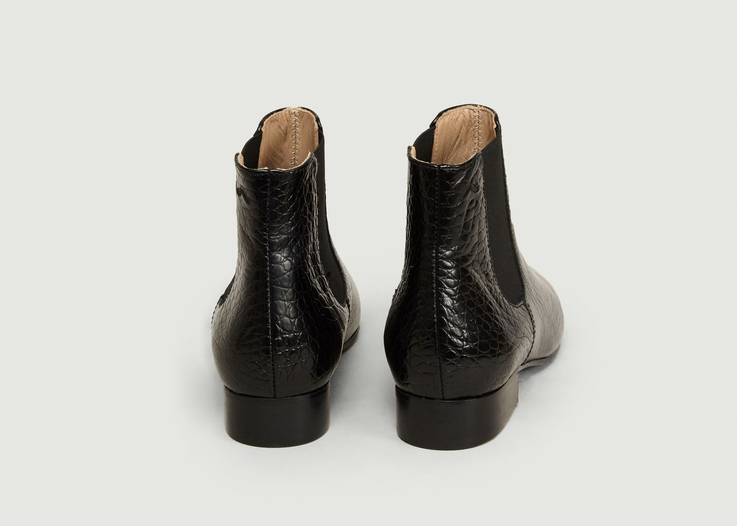 Bottines Camille B. - M. Moustache