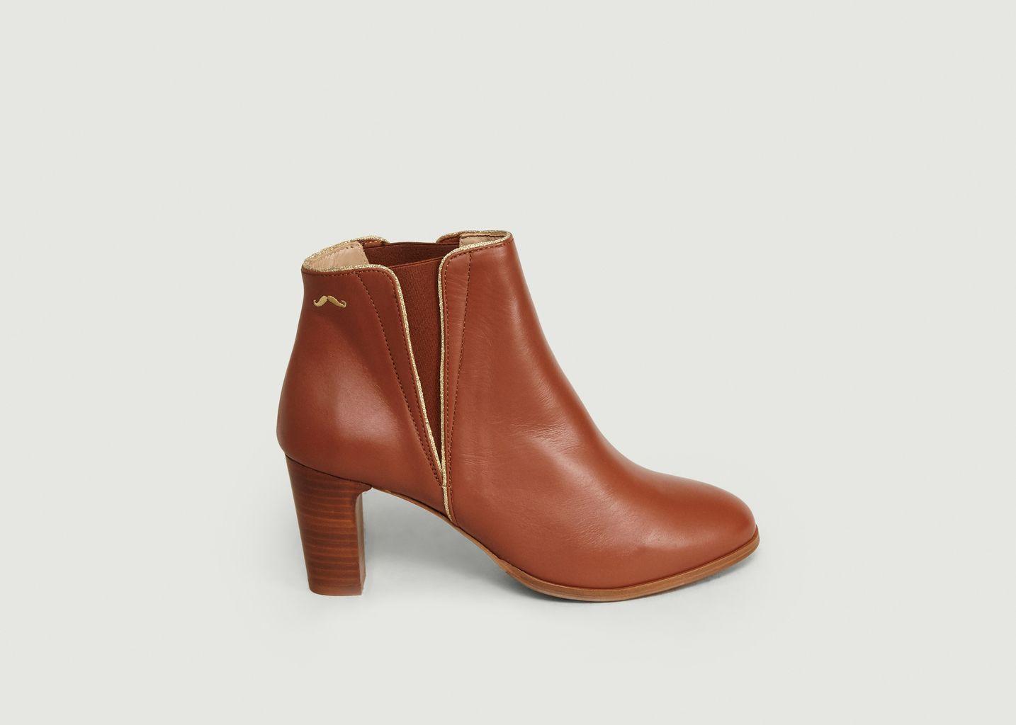 Boots Jeanne H - M. Moustache