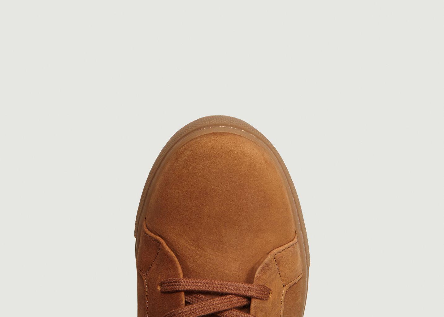 Sneakers Montantes Richard - M. Moustache