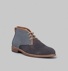Suede Fernand Boots