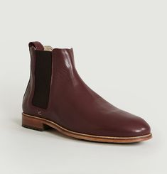 Jean Chelsea Boots