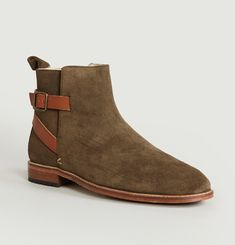 Octave Boots
