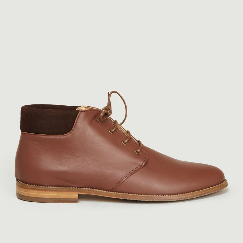 Chuka Boots Gaultier - M. Moustache