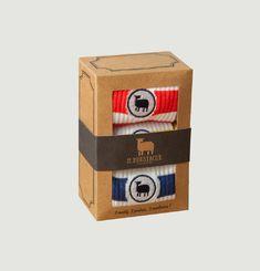 Pack de 3 Chaussettes Sport
