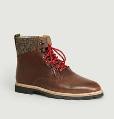 Bottines Pull-Up Benjamin