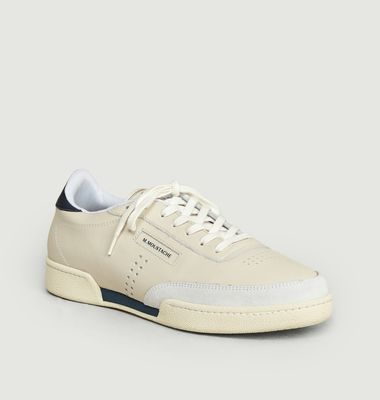 Sneakers en cuir Anatole