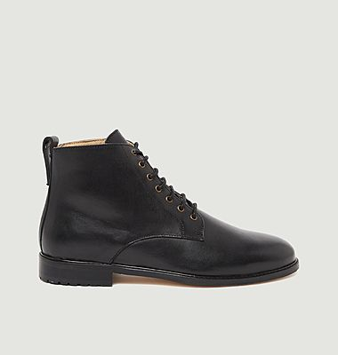 Antoine leather boots