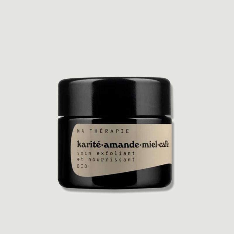 Soin exfoliant et nourrissant Karité Amande Café - Ma Thérapie