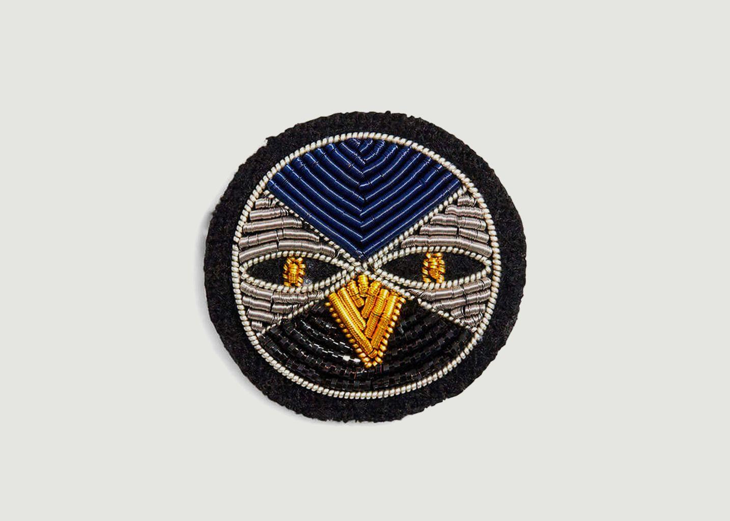 Broche Tête d'oiseau  - Macon & Lesquoy