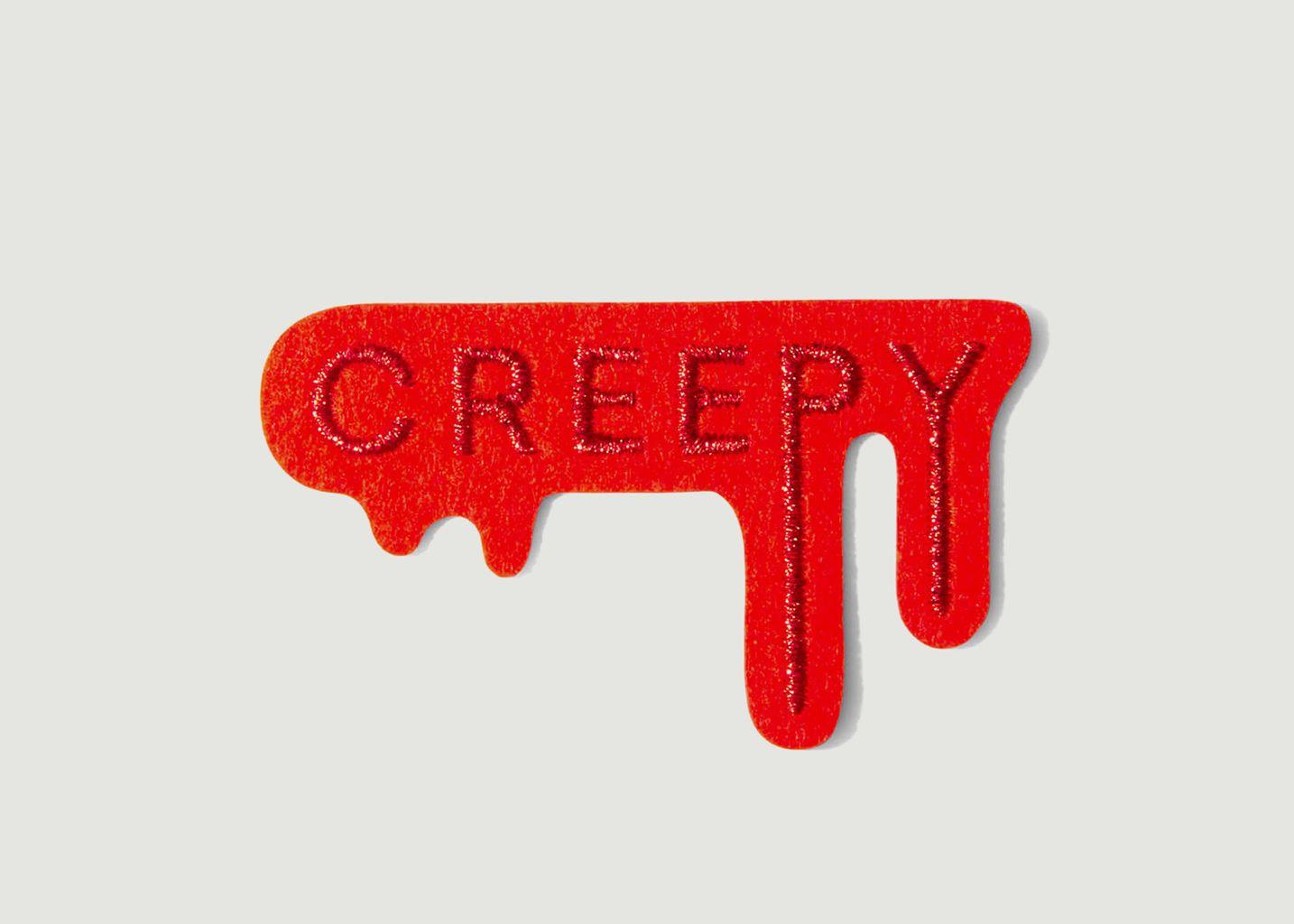 Écusson Creepy - Macon & Lesquoy
