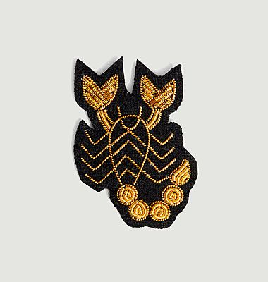 Broche signe astrologique Scorpion