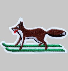 Sky Fox Patch
