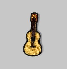 Small Ukulele Pin