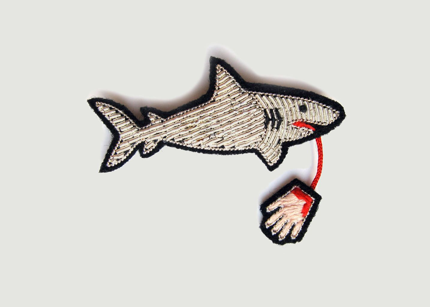 Grande Broche Requin - Macon & Lesquoy