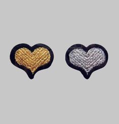 Hearts Patches